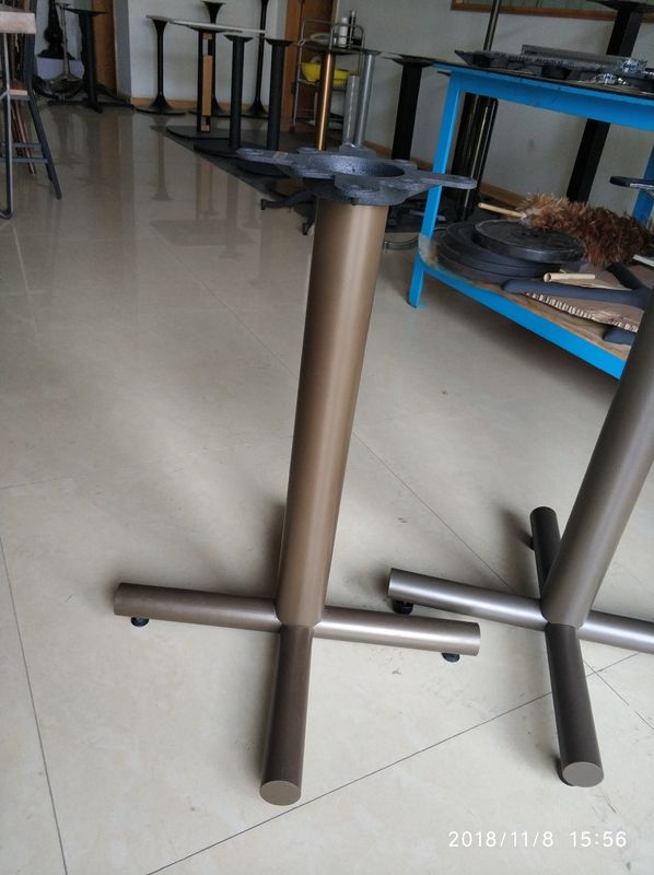 Cross Table  Base  Restaurant Table leg Hospitality Furniture  Low price High Quality
