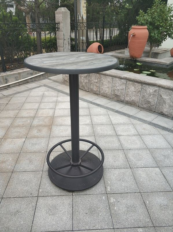 Pub Furniture Coffee Table Base Waterproof Table Leg Cafe Table Outdoor Furniture